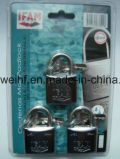 Macchina per l'imballaggio delle merci della saldatura della bolla del cassetto della spola dei lucchetti