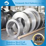 Tira do aço inoxidável de ASTM 201 no. 4 para a decoração, construção