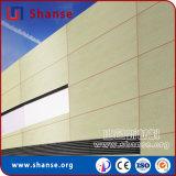 Baldosa cerámica suavemente flexible ecológica de la Gota-Prueba para la pared exterior e interior