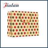 Il marchio ha stampato i commerci all'ingrosso che di disegno dell'OEM Proffessional personalizza il sacchetto della carta kraft