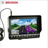 트럭을%s GPS 항법을%s 가진 7 인치 컬러 화면 출력 장치 모니터