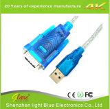 RS232 dB9のシリアルアダプターのコンバーターケーブルへのUSB 2.0