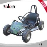 La mini sede della rotella una dei capretti 4 va Buggy di duna elettrico dell'asta cilindrica della direzione di Kart (SZEGK-1)