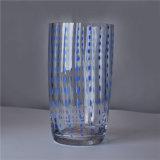 Vidrio de consumición soplado boca larga del agua