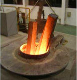 Индукционная плавильная печь для металлургической промышленности для плавки драгоценных металлов (GY-SCR400KW)