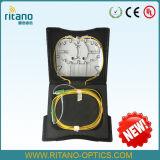 Коробка кабеля старта желтого цвета OTDR пластичного случая Китая