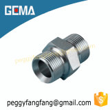 adaptateur hydraulique mâle d'acier inoxydable de 1B Bsp