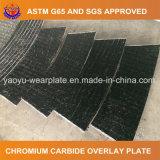 Verschleißfestigkeit-Stahlplatten-Testblatt