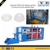 De automatische Plastic Machine van Thermoforming van de Container van het Fruit met Ponsen