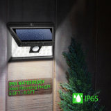 Luz al aire libre solar ligera vendedora caliente de la pared del jardín LED