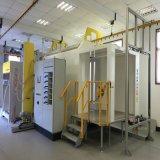 Machine d'enduit de poudre pour la production de cylindre de gaz de LPG