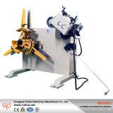 힘 압박 기계를 위한 고품질 Decoiler 직선기 자동적인 지류
