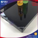 Form-Entwurf gedrucktes quadratisches Umhüllung-acrylsauertellersegment