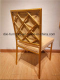 卸し売りホテルのスタック可能結婚のChiavariの椅子