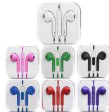 Trasduttori auricolari all'ingrosso per il iPhone Earpods con controllo di volume & il Mic per Samsung