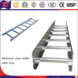 Carga Pesada Escalera Industrial cable de aluminio
