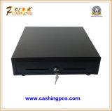 Cajón negro del efectivo del metal de la calidad para el sistema Ker-300 de la posición