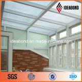 Sealant силикона ясности уплотнения стеклянного окна комнаты нутряной