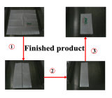 Machine de papier se pliante de produit de serviette d'impression d'équipement de serviette de papier de soie de soie