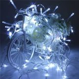 Luces de hadas de la cadena de la lámpara Twinkling decorativa de la alameda de compras de la Navidad
