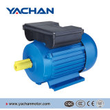 CE Approved Yl Single Phase Two-Value Capacitor Electric Motor
