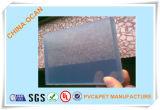 4X8 de goedkope Koude die Wereldwijd van de Verkoop Duidelijke Transparante 3mm pvc- Bladen buigen
