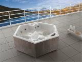 Banheira ao ar livre do Jacuzzi de Monalisa (M-3330)