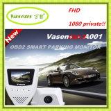 Coche negro caja 1082p resolución coche DVR