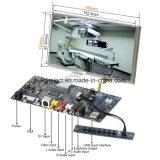 Baugruppe 7 Zoll VGA-LCD mit Schaltkarte-Vorstand-Bildschirmanzeige