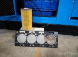 Centrale diesel d'alternateur sans frottoir de moteur diesel de série de Ricardo 50kw