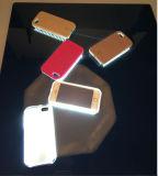 2016 nouvelle caisse de la caisse LED Selfie de Se de l'iPhone 5 d'arrivée