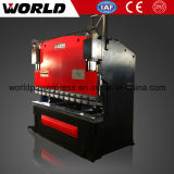 Freio hidráulico automático da imprensa do metal de folha de um melhor preço de 125 toneladas