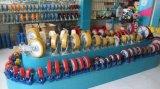 """echador industrial del eslabón giratorio de la PU 4 """" - 8 """" para las ruedas resistentes de la PU de la carretilla"""