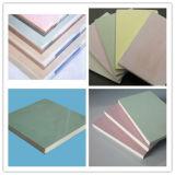 장식적인 Gypsum Ceiling Board (SGS, ISO 12mm/3.15$)