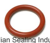 JIS2401 S20 bij 19.5*1.5mm met de O-ring van het Silicone