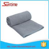Serviette absorbante de yoga de Microfiber de sueur superbe, serviette antidérapage de natte de yoga