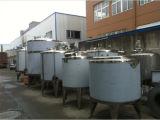 El tanque de mezcla líquido de la calefacción eléctrica sanitaria