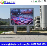 Bester Preis P6 im Freien farbenreicher SMD LED-Bildschirm