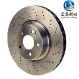 자동차 부속 고성능 배출된 디스크 브레이크 ISO9001