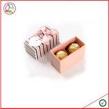 Macaron 장식적인 초콜렛 및 상자