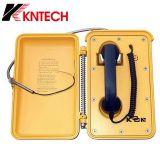 Kntech Knsp-03の緊急の屋外の電話福祉業務の防水電話