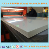 印刷のための高く不透明な白PVC