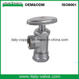 Euro Brass Forged Angle Valve con ABS Handle (AV3021)