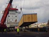 Envio de China ao recipiente do remetente de frete do Mar Negro