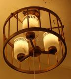 Phine europäische dekorative Hauptbeleuchtung gebildet von der spanischen hängenden Marmorierunglampe