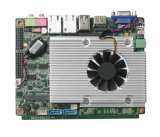 Placa base industrial con Embedded CPU Intel I3 / I5 / I7, 2.3GHz Dual Core