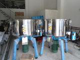PVC PEのABS縦工業のプラスチック原料の粉のミキサー機械