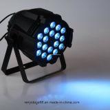 Крытое 18X15W RGBWA (UV) свет РАВЕНСТВА 6 in-1 СИД