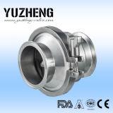Задерживающий клапан Dn20 Yuzheng санитарный стальной
