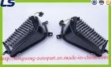 Cromo y Negro faros LED para ATV UTV Polaris 900 XP Razor